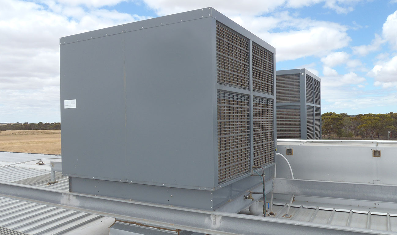 air pump refrigerant which produce emissions through compression and evaporative cycles to cool building interiors evaporative cooling - Evaporative Air Cooler