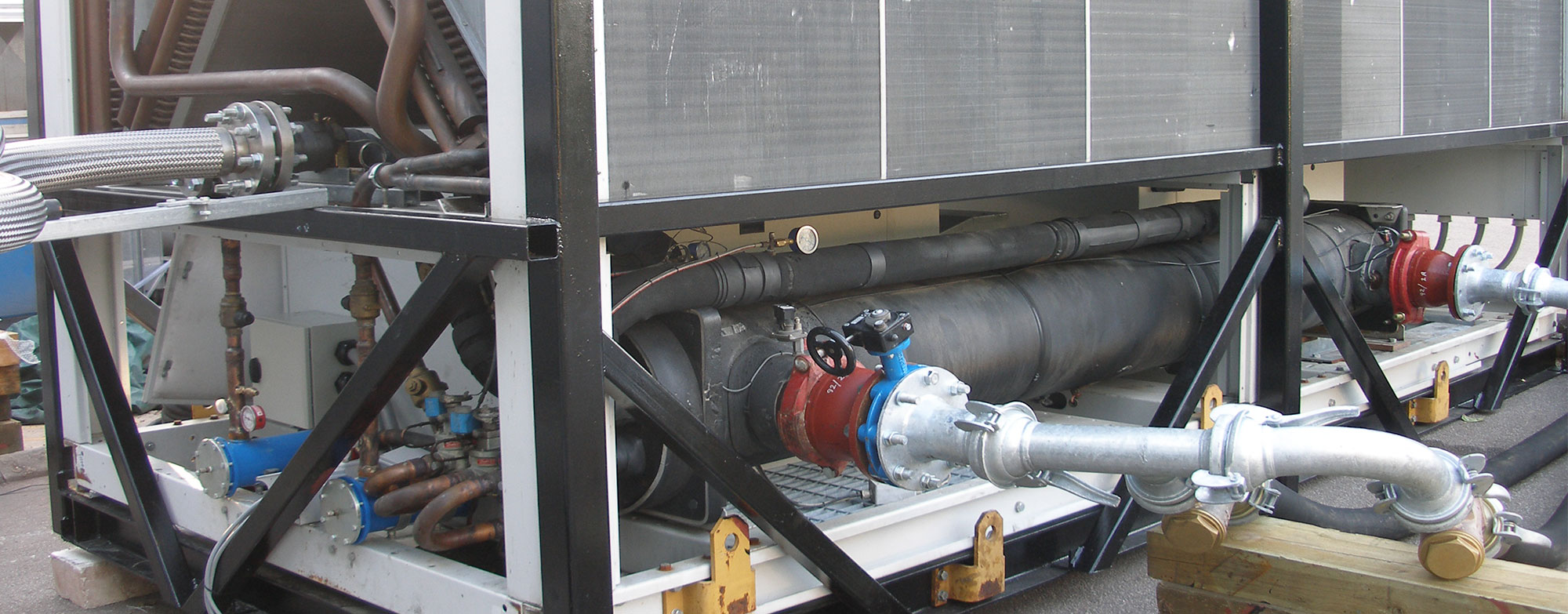 Chilled Water Piping System
